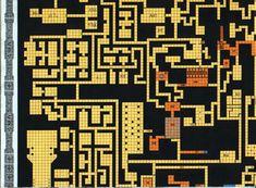 Undermountain Map