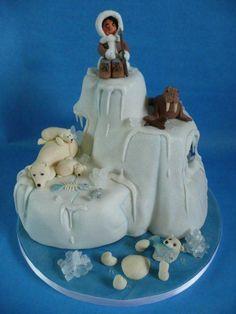 cute Eskimos by Anneke of Het Bonte Taartje