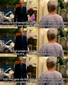 Drama Movies   ..  The Best Exotic Marigold Hotel