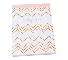 Decorate your kikki.K Planner dividers and page with this stylish B5 Printed Notepad. #kikkiK #plannerlove