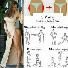 Fitness workouts for beginners bodybuilding ideas Fitness Workouts, Sport Fitness, Yoga Fitness, Fitness Tips, At Home Workouts, Fitness Motivation, Health Fitness, Butt Workouts, Bikini Fitness