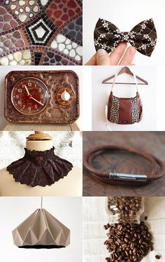 Treasury. Classy Rustic Brown Items from shops in the Netherlands by Nicole Hegeman on Etsy. TreasuryPin.com