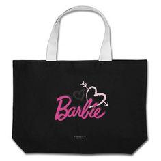 Barbie logo with hearts bags http://www.zazzle.com/barbie_logo_with_hearts_bags-149204897635613203?rf=238312613581490875
