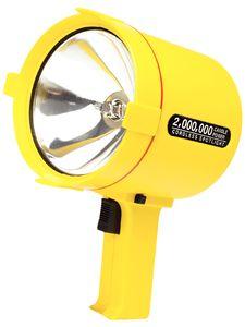Hyper Halogen Cordless Rechargeable Spotlight (2000000CP) - 50-07701