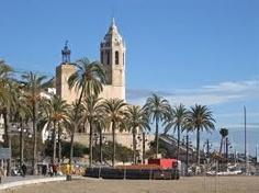 Sitges - skøn by med en fantastisk strand