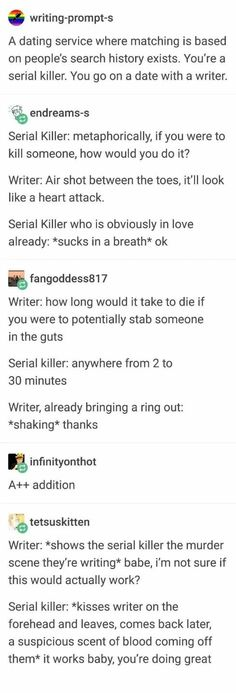 Creative Writing Prompts, Book Writing Tips, Writing Ideas, Writing Humor, Romantic Writing Prompts, Writing Promts, Funny Tumblr Posts, Writing Inspiration, Funny Quotes