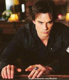 Ian Somerhalder. why is he SO perfect!?