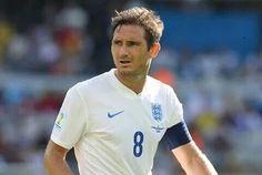 Frank Lampard #england