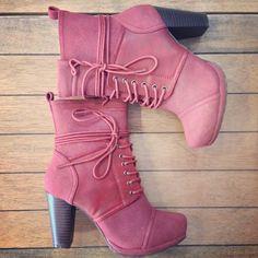 #BootsForWomen - ♥♥