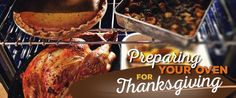 Prepare Your Oven for Thanksgiving. There are a few things you may want to take into consideration before making sure your oven is turkey ready. Long Awaited, Thanksgiving Feast, Cooking Turkey, Center Stage, Ovens, Drawing, Tips, Food, Meal