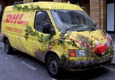 DHL – Nothing Stops Us