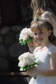 Since 1996 we've been successfully catering to weddings and events across Calgary. We've also created outstanding decor and floral designs. Take a look. White Rose Bouquet, Flower Girl Bouquet, White Roses, Bouquet Wedding, Wedding Flowers, Bouquets, Florals, Floral Design, Wedding Inspiration