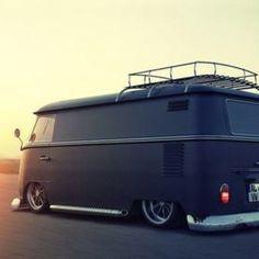 Low VW bus