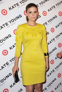 Kate Mara attending the Kate Young for Target Launch at The Old School NYC in New York City - April 9, 2013 - Photo: Runway Manhattan