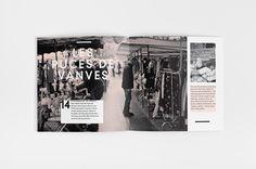 Parisian Markets Booklet