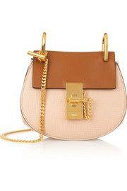 Top editors picks from 70-s: ChloéDrew nano textured-leather shoulder bag