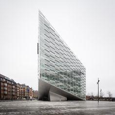 The Crystal - Schmidt Hammer Lassen Architects