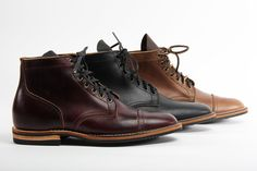 Releasing Today: Viberg Chromexcel Service Boots