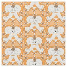 Cousin Reginald Reggie Pinhead Hawk Custom Fabric - craft diy cyo cool idea