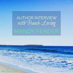 Happy book release day, Mandy Fender! I'm so thankful to be able to celebrate such an awesome book by interviewing you today! Stop by for my exciting chat about things Mandy enjoys doing, her Defier series, and what's next for her in the writing world (it sounds totally awesome). ALSO, book one and book two are FREE on Amazon! :D Link in blog! #blogtour #authorinterview #beach #newbook #newrelease #freebook #dystopian #sciencefiction #YAlit #mustread #booknerd #ebook #bookgiveaway