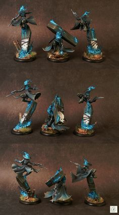 Malifaux Death Marshals