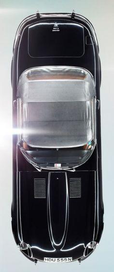E-Type Jaguar convertible Los Cars, Cars Uk, Tata Motors, Jaguar E Type, Jaguar Cars, Jaguar Xj, Black Jaguar, Automobile, Automotive Design