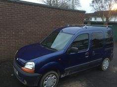 After approximately two months of searching, an ad popped up on Gumtree for a 2001 Renault Kangoo with 5 doors and with windows. The van only had 70k miles so I assumed it was mainly used by a priv…