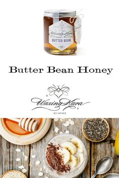 Butterbean Honey is mild and light, and perfect for everyday use. Try it in tea, on oatmeal, and overtop of fresh fruit. Miso Salad Dressing, Salad Dressing Recipes, Honey Recipes, Veg Recipes, Pumpkin Field, Peach Butter, Butter Beans, Grilled Peaches, Cocktail Making