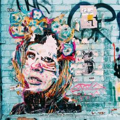 Street art in Williamsburg, Brooklyn will paint your senses. From the creator of Sex and The City, 'Younger' stars Sutton Foster, Hilary Duff, Debi Mazar, Miriam Shor and Nico Tortorella. Catch a sneak peek at http://www.tvland.com/shows/younger.