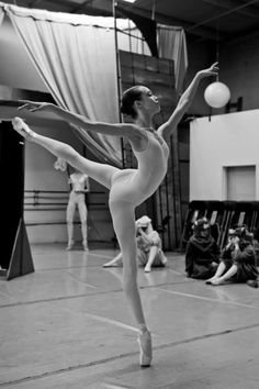 Ballerina. This is my dream.
