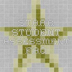 STAAR Student Assessment FAQ