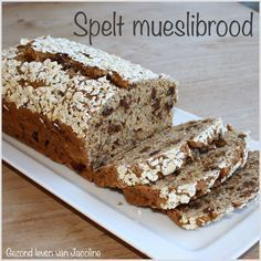 Kouign Amann, Sugar Free Snacks, Sugar Free Recipes, Spelt Recipes, Baking Recipes, Best Bread Recipe, Yummy Food, Tasty, Bread Cake