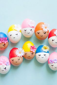 DIY Pasen: Poolparty eieren om zelf te maken