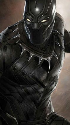 Black Panther. ..Sick..