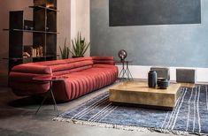 Top 11 Blue Living Room Designs by Best Interior Designers Modern Apartment Design, Best Home Interior Design, Contemporary Interior Design, Interior Modern, Modern Design, Furniture Sofa Set, Luxury Furniture, Furniture Design, Farmhouse Furniture