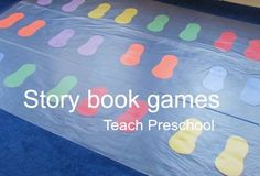 Story book games by Teach Preschool