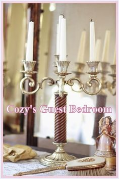 My Cozy Corner: Cozy's Guest Bedroom