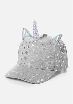 Unicorn Star Baseball Cap