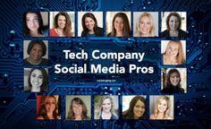 15 Women Who Rock Social Media at Top Tech Companies – Career Advice & Insights -  #seo