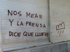 Street Quotes, Love Phrases, Mood Quotes, Decir No, Graffiti, Letters, Thoughts, Writing, Feelings
