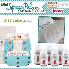SprayPal giveaway!