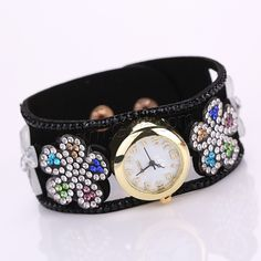 Fashion Watch Bracelet  http://www.gets.com/product/Fashion-Watch-Bracelet_p1074496.html?Utm_rid=163955  - Milky Way Jewelry