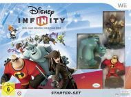 Disney Infinity - Starter Set (Wii), Inklusive 3 Figuren, Portal und 1 Bonus-Münze