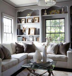 Lighter grey - library