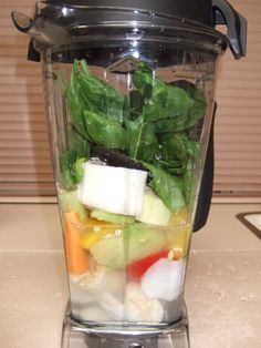 Raw Food Smoothie