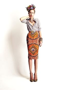 More African prints