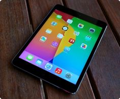 First look: Apple iPad mini with Retina display | Electronista
