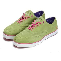 Women's Oxford Green, $85, now featured on Fab.