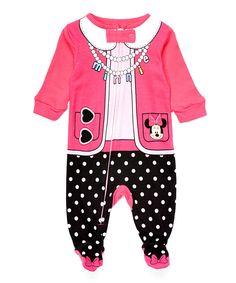 7b56dce959d1 Komar Kids Minnie Mouse Costume Footie - Infant