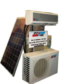 World's First DC-Powered, Ductless Mini-Split Air Conditioner Unveiled by Solar Panels Plus